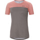 GORE WEAR R3 Optiline Shirts Women terra grey/lumi melange